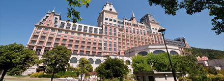One harmony okura nikko hotels membership program for Hotel okura jr huis ten bosch